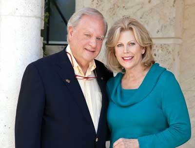 Tony and Sonja Nicholson