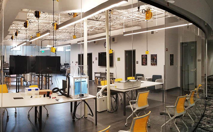 Maker Space facilities
