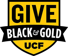 Give Black & Gold shield
